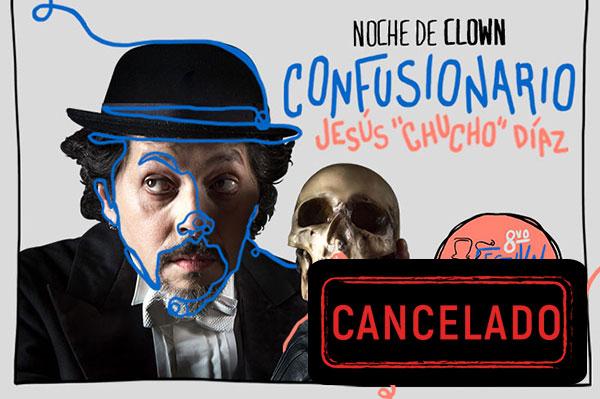 CONFUSIONARIO, INAUGURACIÓN DEL FESTIVAL PERIPLO 2020